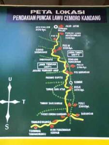 Pendakian Gunung Lawu Mahapalajoss